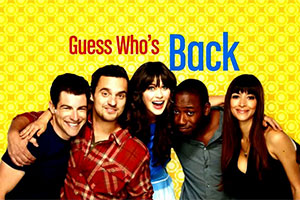 New Girl plus more shows to return to TV3 and FOUR in 2014
