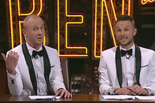 Jono and Ben Celebrate TV3's Half Half Century