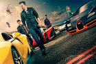 Be In To Win Need For Speed On DVD